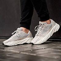 Мужские кроссовки Adidas Yeezy Boost 700, серые. Размеры (41,42,45)