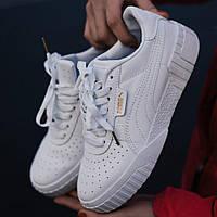 Кроссовки женские Puma Cali White