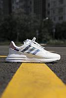 Кроссовки Adidas ZX 500 RM White, фото 1