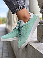 Кроссовки женские Adidas Topanga Mint мятные, фото 1