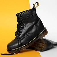 Жіночі черевики Dr. Martens 1460 Black 37-45, фото 1