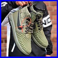 Мужские кроссовки Nike Lunar Force Duckboot р. 40-47, фото 1