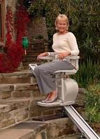 Уличный подъемник для инвалидов Superglide 120 (вне помещения)