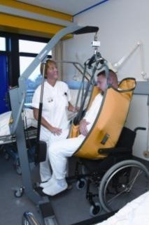 Мобильные подъемники для инвалидов GLHD