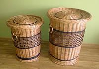 Набор корзин для белья 2шт