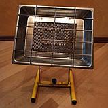 Газовая керамическая горелка инфракрасного излучения  ORGAZ BSB― 600 1.3 кВт.(Турция постоянно оптом и в розн/, фото 3
