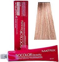 10Mm стойкая крем-краска для волос - очень-очень светлый блондин Мокка Мокка (Socolor.beauty), 90 мл