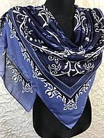 Женский хлопковый платок на шею Турция