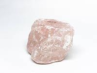 Розовый Кварц необработанный (1), 34 г