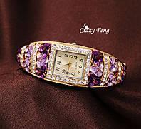 Часы для женщин наручные часы 18К золото