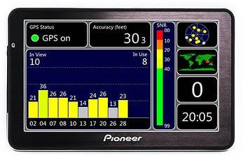 GPS-навигатор Pioneer 7009 256 МБ 8 ГБ Black (4vtk3h), фото 2