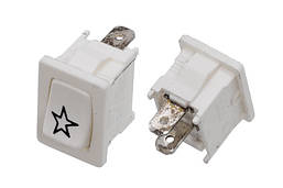Кнопка розжига для духовки и газовой плиты Ariston C00104912