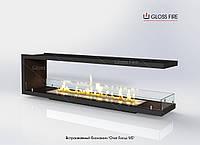 Встраиваемый биокамин «Очаг Focus MS-арт.002» GlossFire (Focus002), фото 1