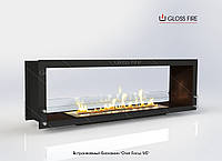Встраиваемый биокамин «Очаг Focus MS-арт.003» GlossFire (Focus003), фото 1
