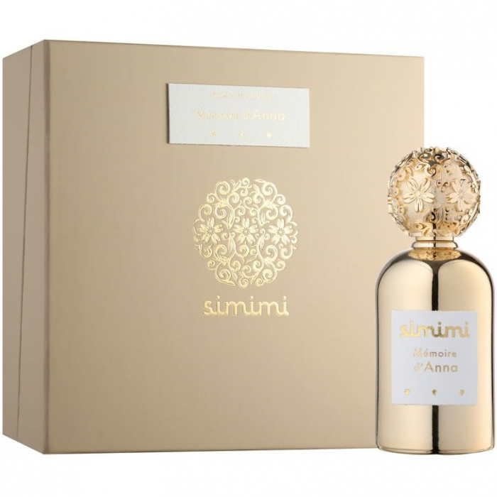 Женская парфюмированная вода Simimi Memoire d`Anna 100 мл