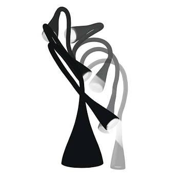 Светодиодная настольная лампа Emos Z7551 Черная, фото 2
