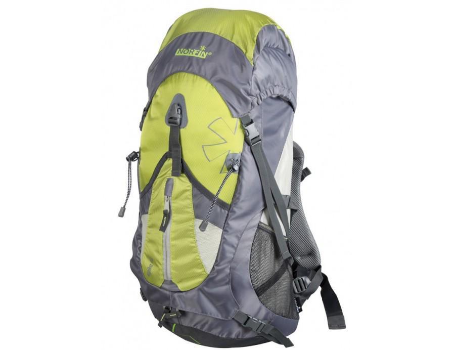 Рюкзак Norfin ALPIKA 40  40 л Серо-зеленый (NF-40203)