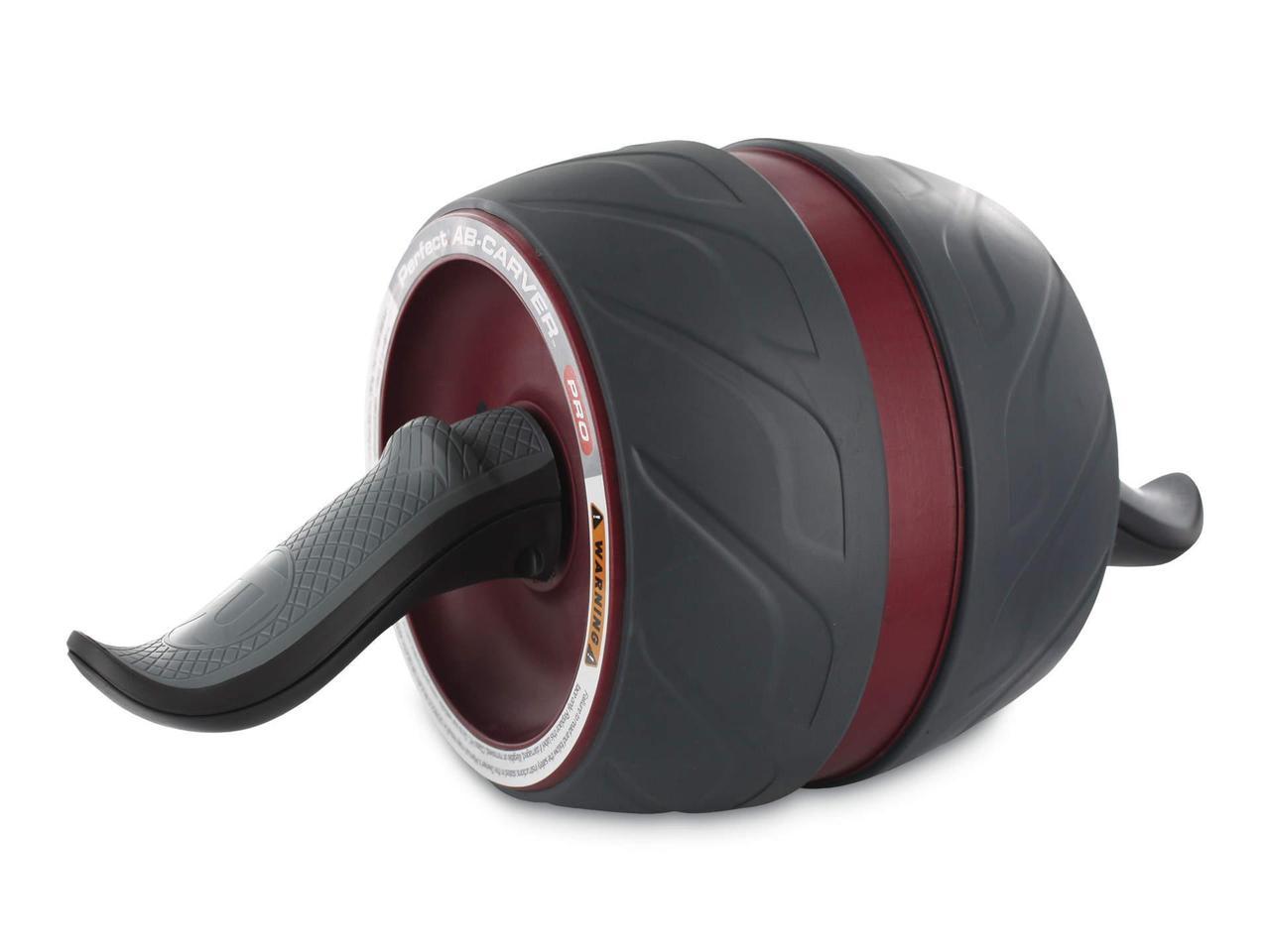 Ролик для пресса с возвратным механизмом с нагрузкой до 136 кг  Черный