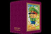 """Набор - открытка  для вышивки бисером """"Защитнику-3"""""""