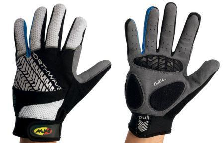 Велоперчатки NORTHWAVE XL Черно-белый (C89122008 BLACK-WHITE XL)