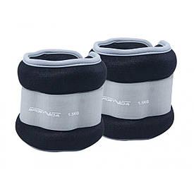 Утяжелители для ног и рук SportVida 2 x 1.5 кг SV-HK0035