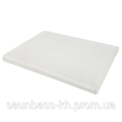 Копинговый камень Aquazone 400x500x50-25 мм, белый