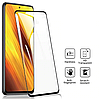 Защитное стекло для Xiaomi Mi 10T Lite черный
