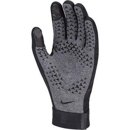 Перчатки футбольные Nike Hyperwarm Field Players Glove GS3901-071 Серый, фото 2