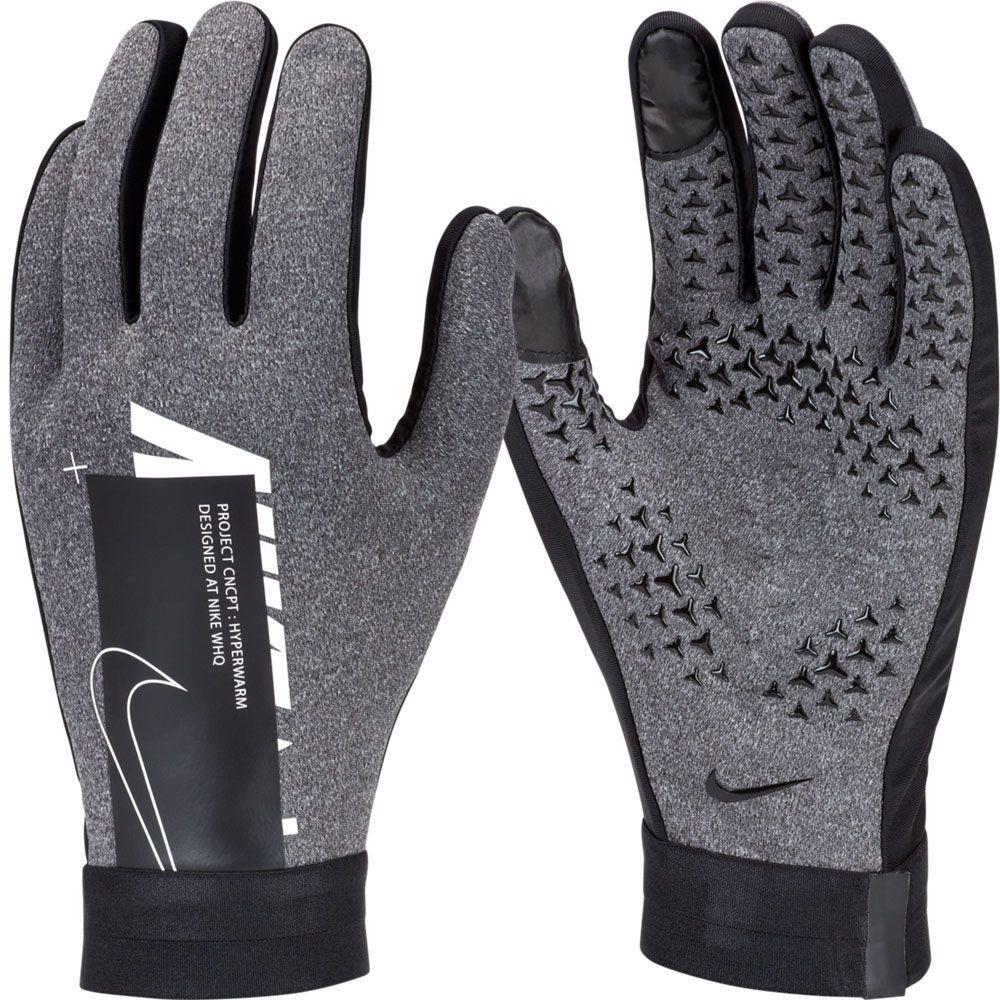 Перчатки футбольные Nike Hyperwarm Field Players Glove GS3901-071 Серый