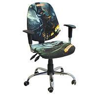 Кресло Бридж хром Дизайн 2 Пираты