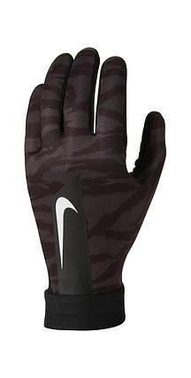 Перчатки футбольные Nike Hyperwarm Academy Glove GS3900-010 Черный, фото 2