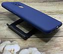Xiaomi Redmi Note 9 чехол оригинальный цветной матовый, фото 6