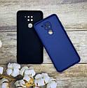 Xiaomi Redmi Note 9 чехол оригинальный цветной матовый, фото 2