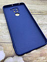 Xiaomi Redmi Note 9 чехол оригинальный цветной матовый, фото 7