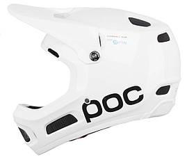Шолом велосипедний POC Coron Air Spin XS/S 51-54 Hydrogen White (PC 106631001XSS1), фото 2