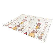 Развивающий детский коврик двухсторонний 4FIZJO KIDS 200 x 155 x 1 см 4FJ0165, фото 2