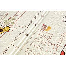 Развивающий детский коврик двухсторонний 4FIZJO KIDS 200 x 155 x 1 см 4FJ0165, фото 3