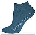 Носки оптом женские махровые короткие (под кроссовки), фото 3
