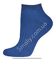 Носки оптом женские махровые короткие (под кроссовки)