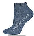 Носки оптом женские махровые короткие (под кроссовки), фото 4