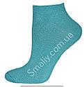 Носки оптом женские махровые короткие (под кроссовки), фото 5
