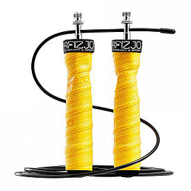 Лучшая скакалка для кроссфита 4FIZJO Speed Rope скоростная