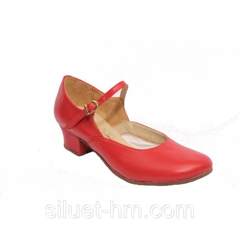 Туфлі жіночі сценічні