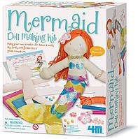 Набор для творчества Кукла-русалка 4M 00-02733, фото 1