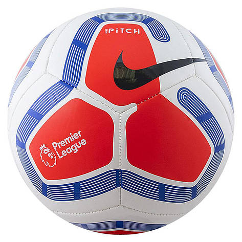 Мяч футбольный Nike Premier League Pitch SC3569-101 Size 5, фото 2