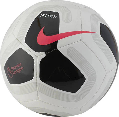 Мяч футбольный Nike Premier League Pitch SC3569-100 Size 5, фото 2