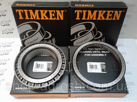 Подшипник TIMKEN 580/572, фото 2