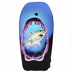 Бодиборд-доска для плавания на волнах SportVida Bodyboard SV-BD0001-6, фото 3