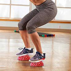 Полусфера массажная балансировочная (массажер для ног, стоп) Springos Balance Pad 16 см FA0047, фото 2