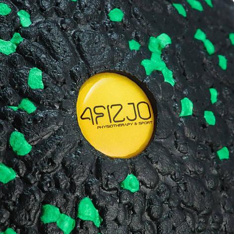 Массажный мяч 4FIZJO EPP Ball 12 4FJ1264 Black/Green, фото 2